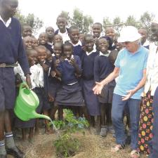 School Children at EPK Celebrate International Day of Forests