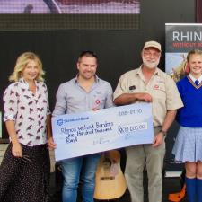 Supporting Rhino Conservation in South Africa