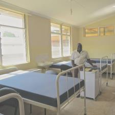 Camellia Donation Supports New Antenatal Wing at Mulanje Mission Hospital