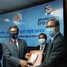 A National Award for Chittagong Warehouse Limited
