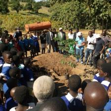 Eastern Produce Malawi Start Tree Planting Programme