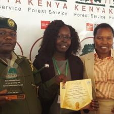 EPK win Tree Planting & Forest Conservation Award